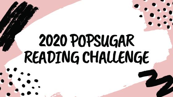 2020 POPSUGAR ReadingChallenge