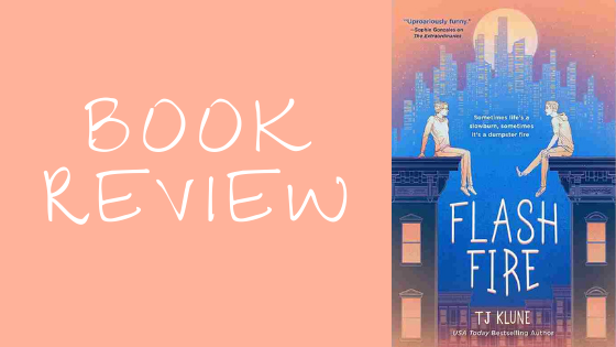 Book Review: Flash Fire (The Extraordinaries, #2)